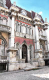 The House with Lions Constanta Romania Royalty Free Stock Images