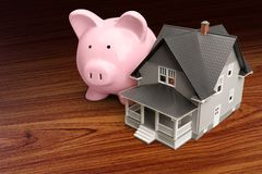 House Loan Stock Images