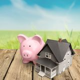 House Loans Royalty Free Stock Photo