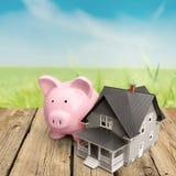 House Loans Royalty Free Stock Photo