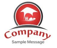 House Logo. Concept,symbol illustration Stock Image