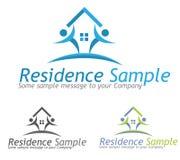 House Logo Royalty Free Stock Photos