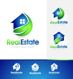 House Logo Design Stock Images