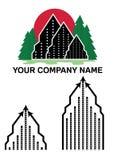 House Logo Royalty Free Stock Photo