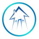 House logo Royalty Free Stock Image