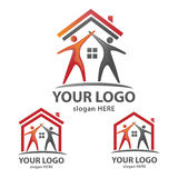 House logo Stock Image