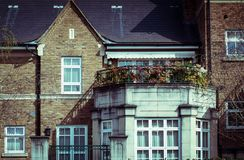 House in London Stock Photography