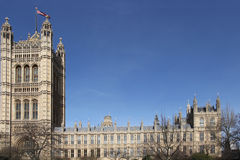 House of the lords Stock Images