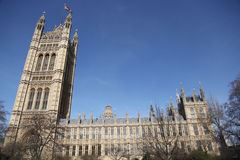 House of lords Stock Image
