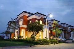 house luxury στοκ φωτογραφία με δικαίωμα ελεύθερης χρήσης