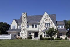 house lyx Arkivbild