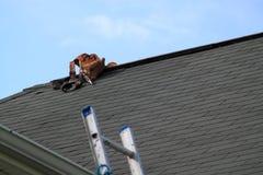 House Maintenance Stock Photo