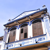 A House in Malaysia Stock Image