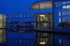 House of marie-elisabeth-lüders in berlin Royalty Free Stock Image