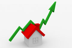 House market Stock Images