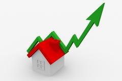 House market Stock Image