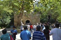 House of Mary Ephesus Stock Photos