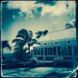 House on Maui, Hawaii Stock Photo