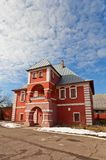 House of merchant Khloponin, Kursk, Russia Royalty Free Stock Photo