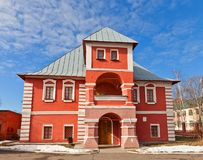 House of merchant Khloponin, Kursk, Russia Stock Photo