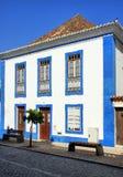 House of Mertola village Stock Photo