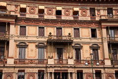 House in Milan Stock Images