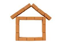 House mini bricks Stock Image