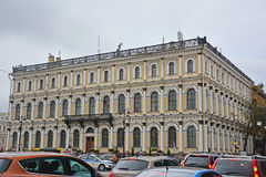 House of the ministry state property in Saint Petersburg, Russia Stock Photography
