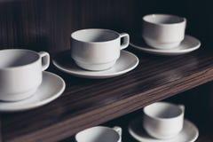House modèle moderne italien : Double évier de cuisine en aluminium Images libres de droits