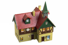 House model Stock Image