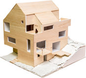 House Model Royalty Free Stock Photos