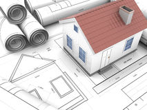 House model Stock Photography