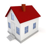 House model royalty free illustration