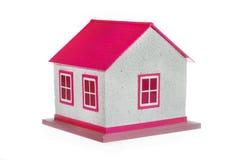House model isolated Royalty Free Stock Image
