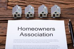 House Model Near HOA Rules And Regulations