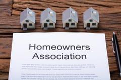 House Model Near HOA Rules And Regulations