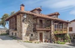 House in Mogrovejo Stock Image