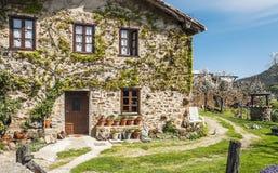 House in Mogrovejo Royalty Free Stock Photos