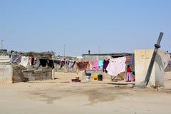 House in the Mondesa slum Royalty Free Stock Photos