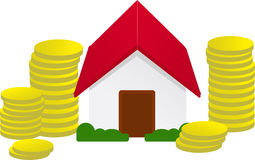 House money Stock Images