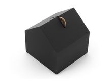 House Money Box Royalty Free Stock Image