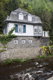 House in Monschau Royalty Free Stock Images