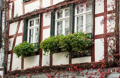 House in  Monschau, Germany Royalty Free Stock Images
