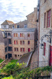 House of Mont Saint Michel Royalty Free Stock Photos