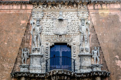 House of Montejo in Merida, built in 1549 Stock Photos