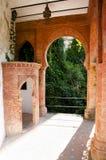House of the Moorish King - Ronda - Spain. House of the Moorish King in Ronda - Spain Stock Photography
