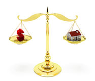 House Mortgage Royalty Free Stock Image