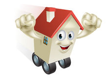 House move concept Stock Image