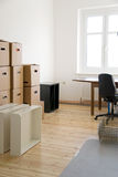 House moving Stock Photography