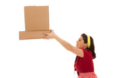 House moving Royalty Free Stock Image